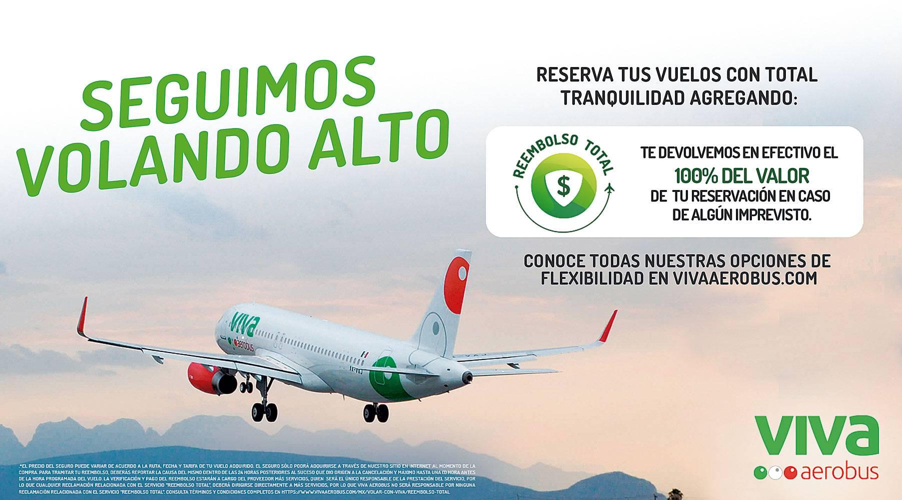 Anuncio Viva Aerobus edición CDMX del 28 de mayo del 2020, Página 11