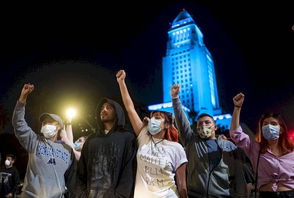 Minneapolis protestas