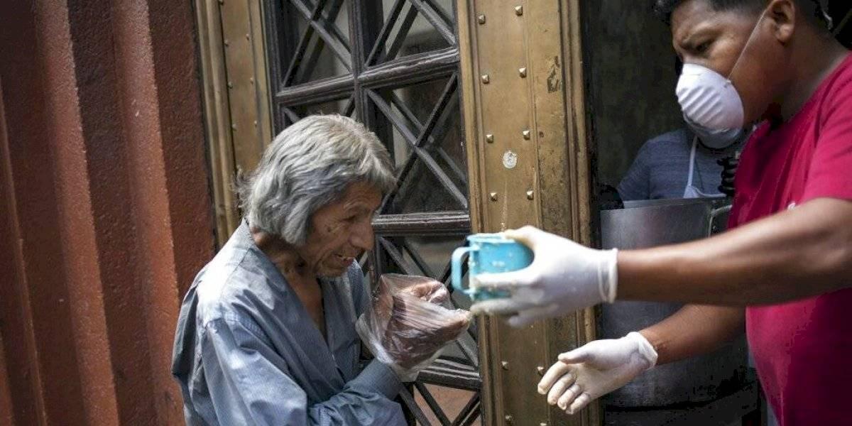 Hambre en Latinoamérica debido al coronavirus, advierte la ONU