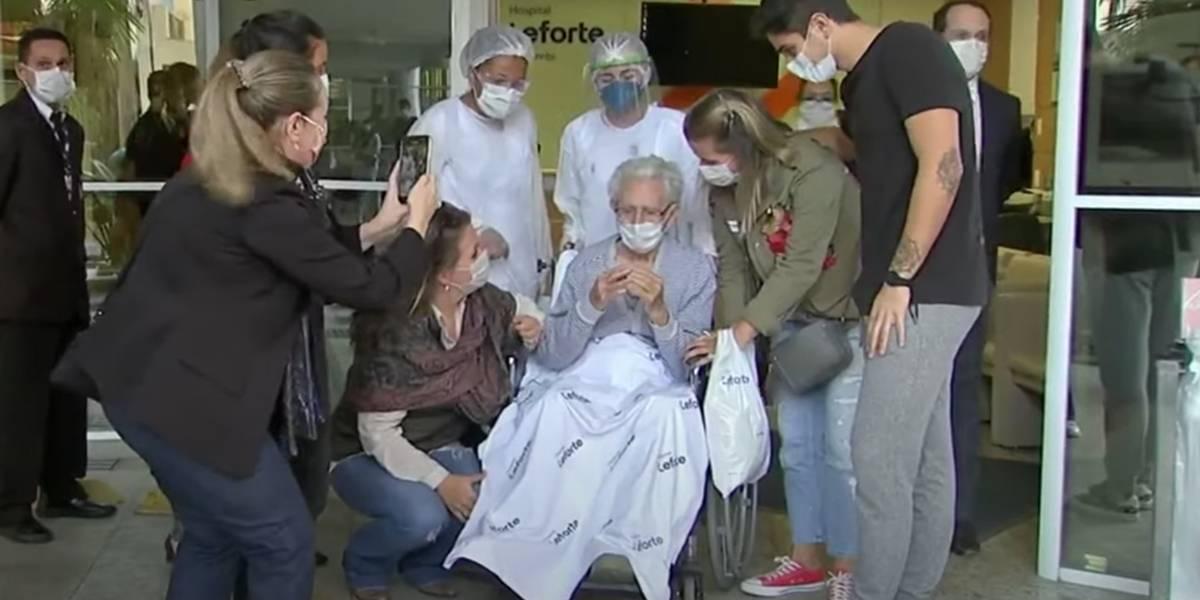 Brasil supera 1 milhão de infectados pela covid-19
