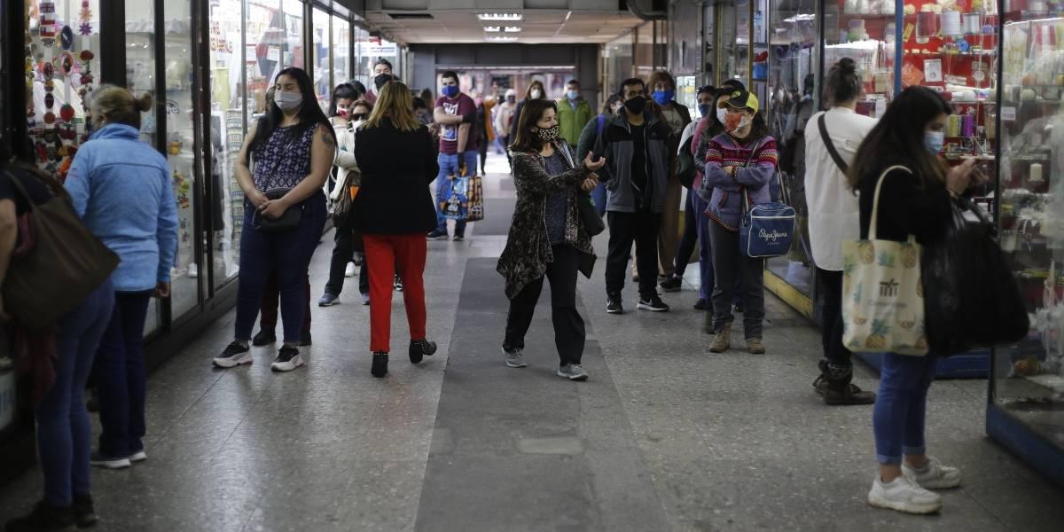 Cuarentena: en abril se desplomaron las ventas presenciales del comercio minorista en la Región Metropolitana