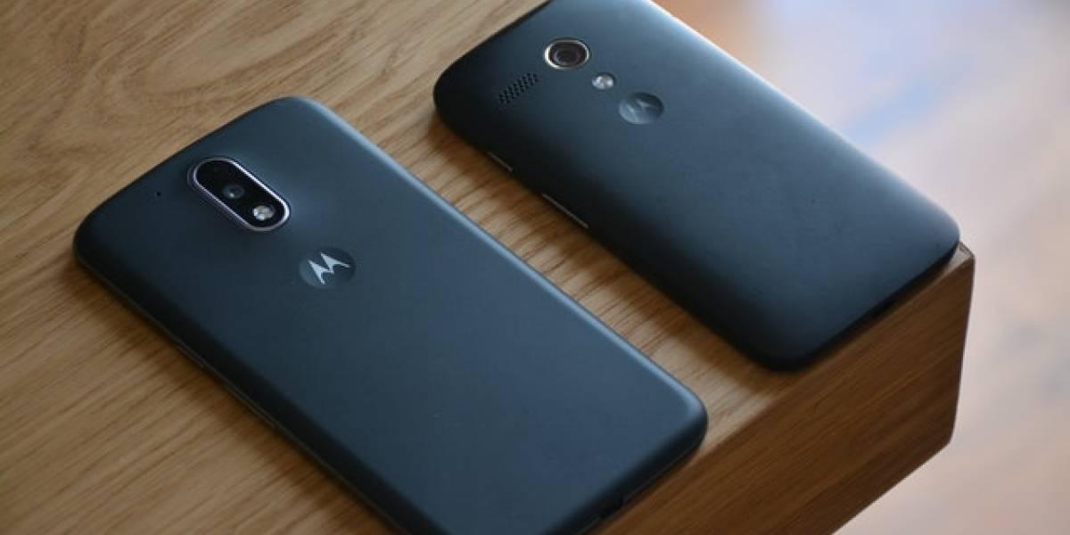 Motorola: cómo reiniciar el teléfono si el táctil no responde