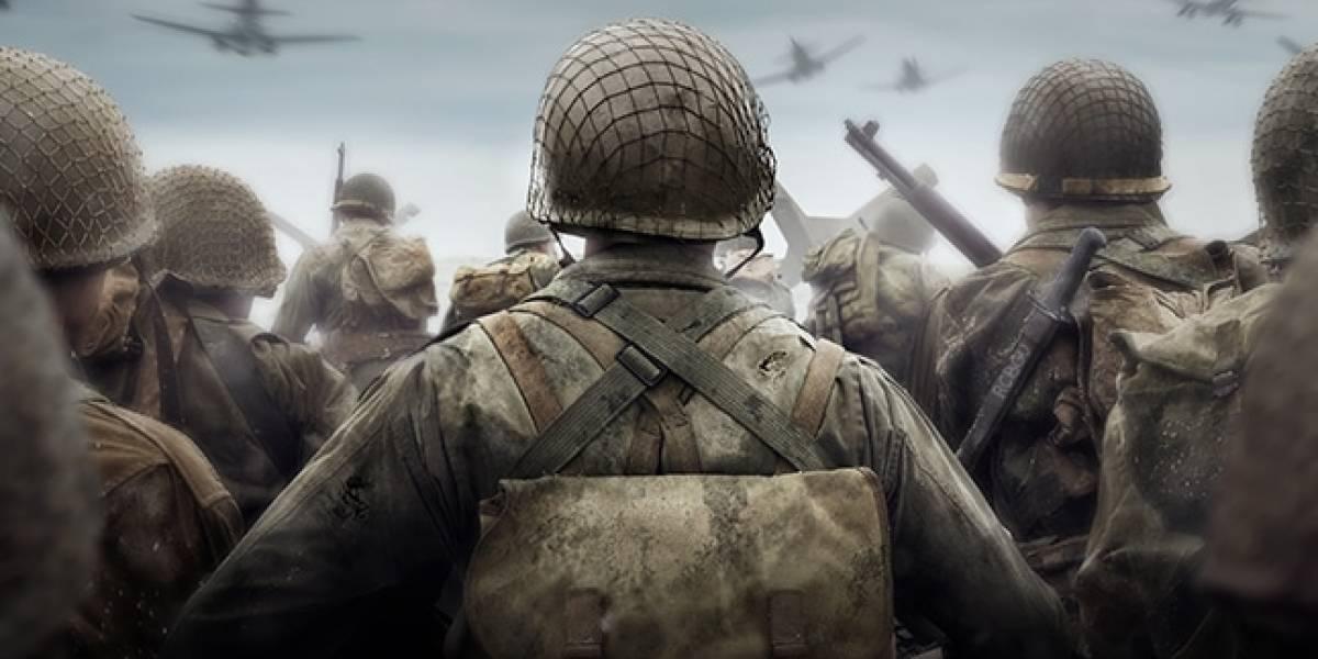 PlayStation: Call of Duty WWII será gratis durante la cuarentena