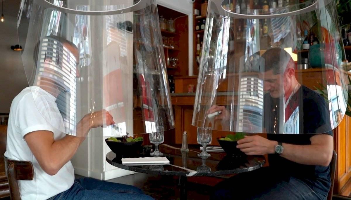 La nueva normalidad afecta a los restaurantes; se adaptan o desaparecen