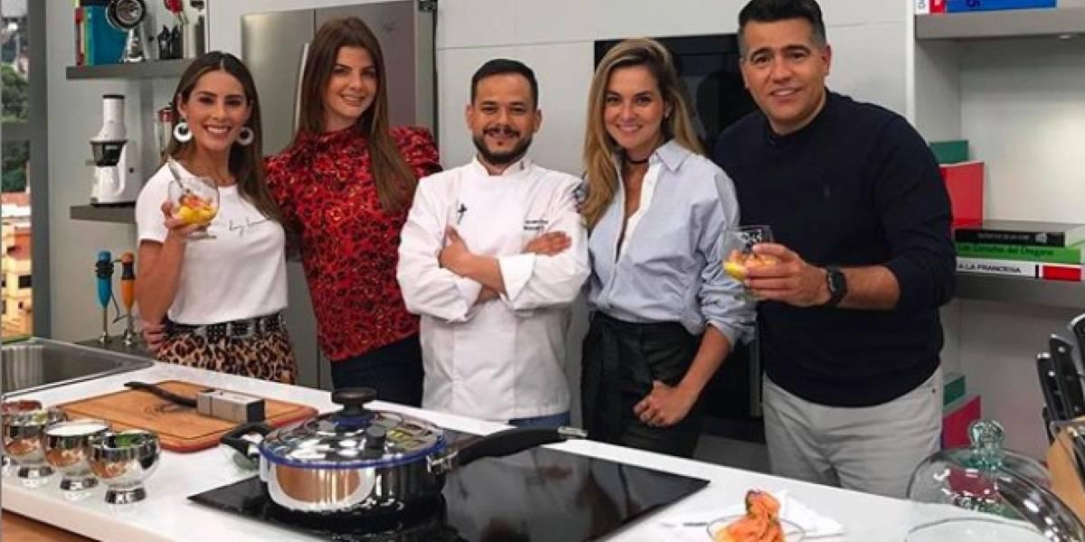 El desatinado comentario de Carolina Cruz sobre el nombre de una televidente en 'Día a Día'