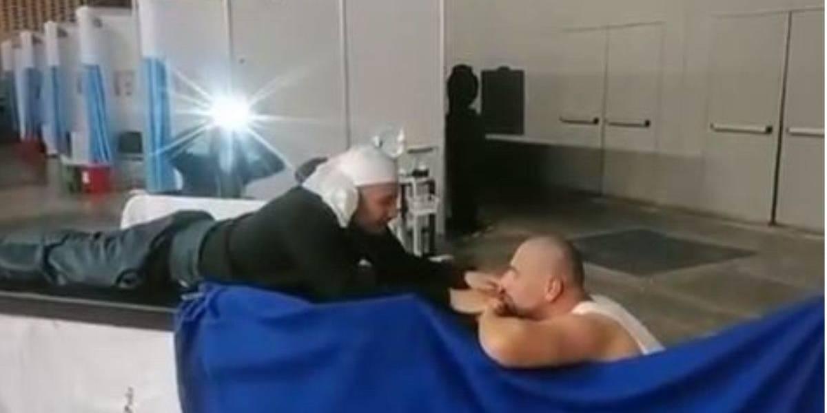 Despiden a médicos que grabaron videos de Tik Tok en instalaciones de Corferias