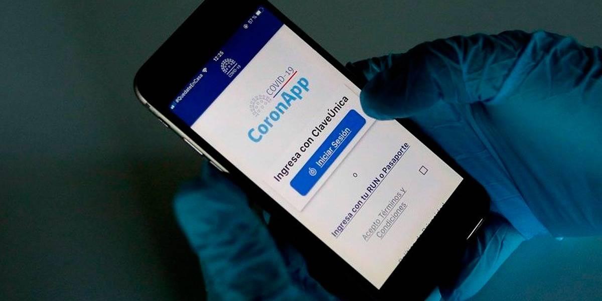 Coronavirus: menos del 1% de Chile usa la CoronApp de gobierno