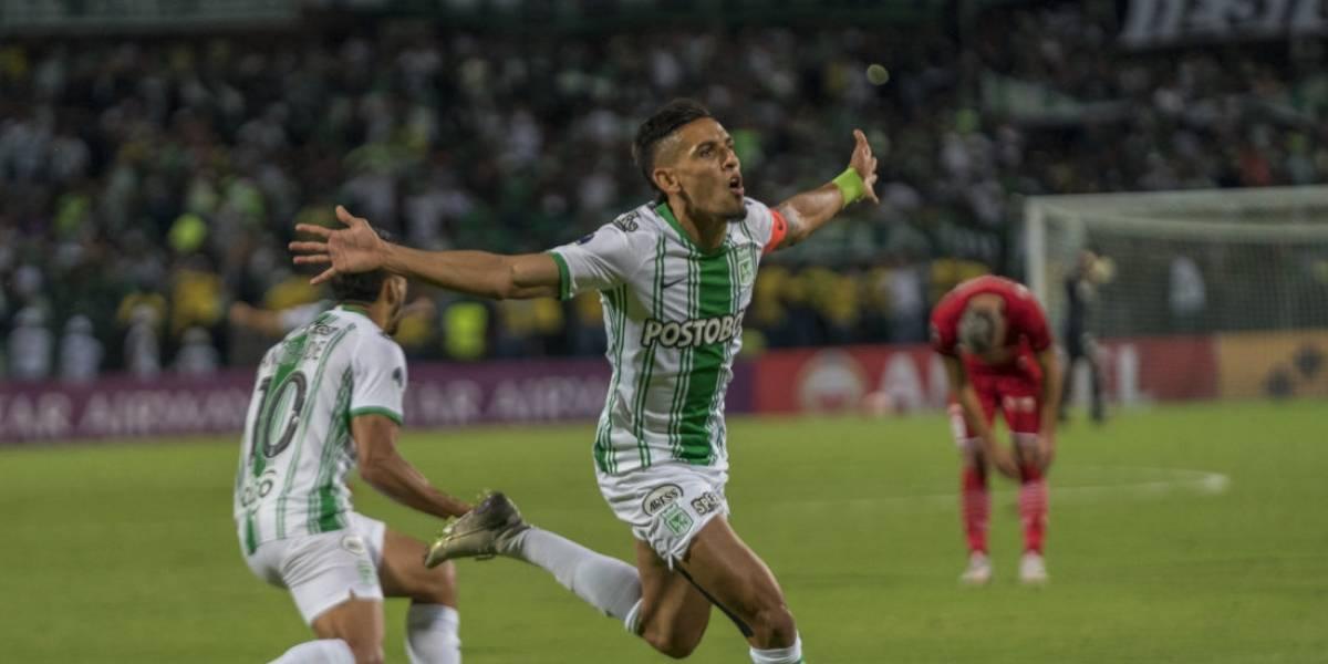 Atlético Nacional anuncia la salida de Daniel Muñoz, su gran figura, al fútbol europeo