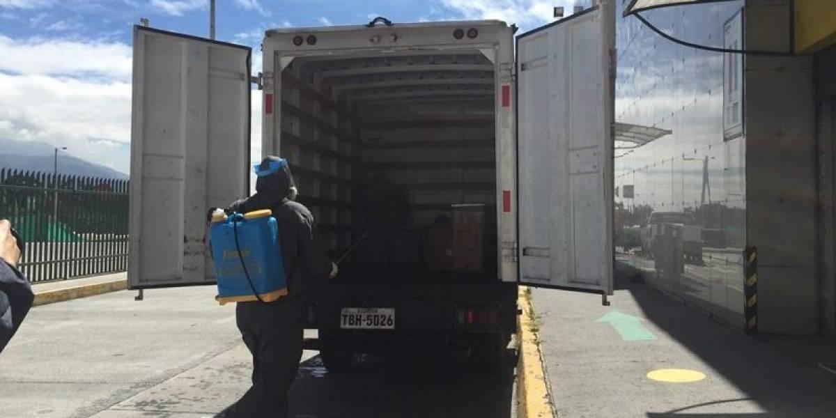 Se reactiva el servicio de encomiendas en terminales de Quito