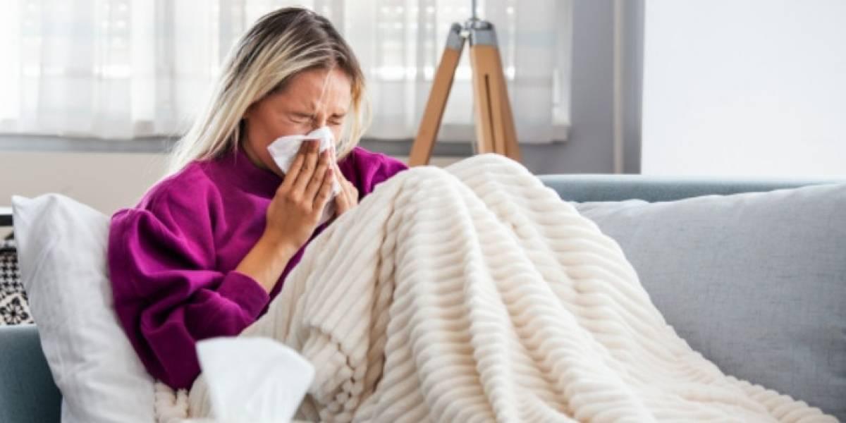Diagnósticos de enfermedades respiratorias estacionales disminuyen en un 74%