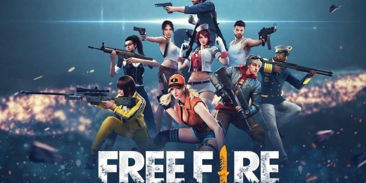 Free Fire: con estas combinaciones de armas llegarás a heroico fácilmente