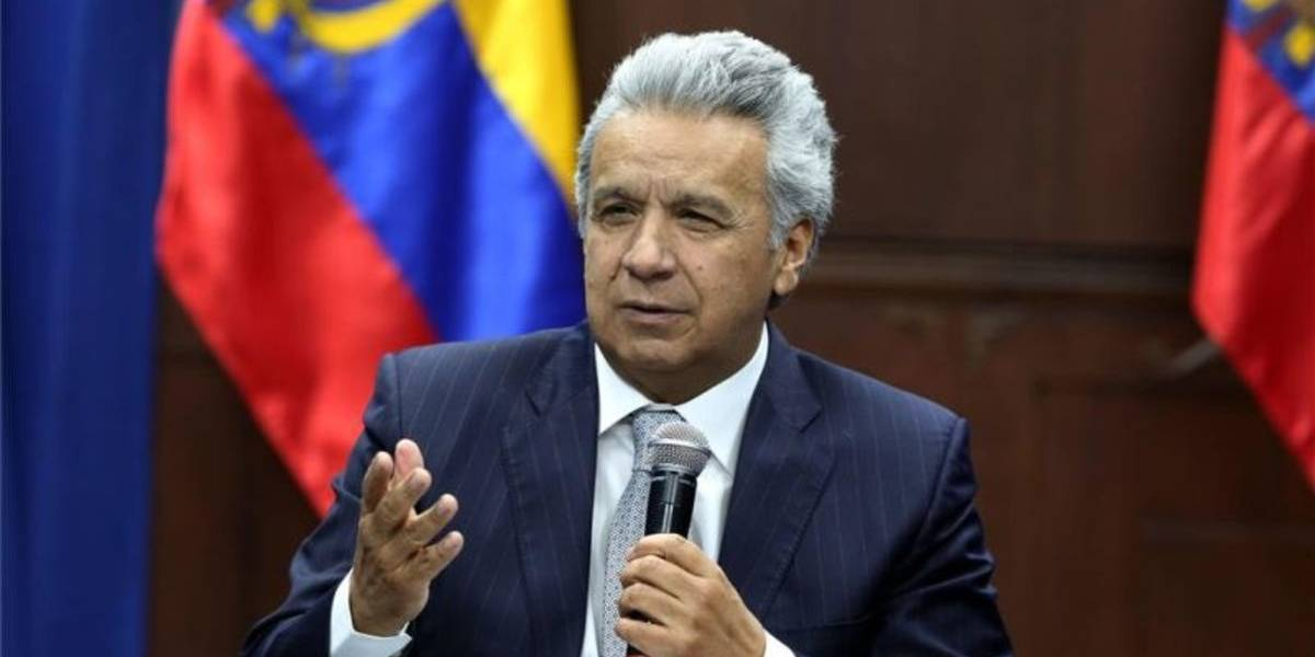 Moreno anunció tres acciones para frenar los contagios de COVID-19 en Quito