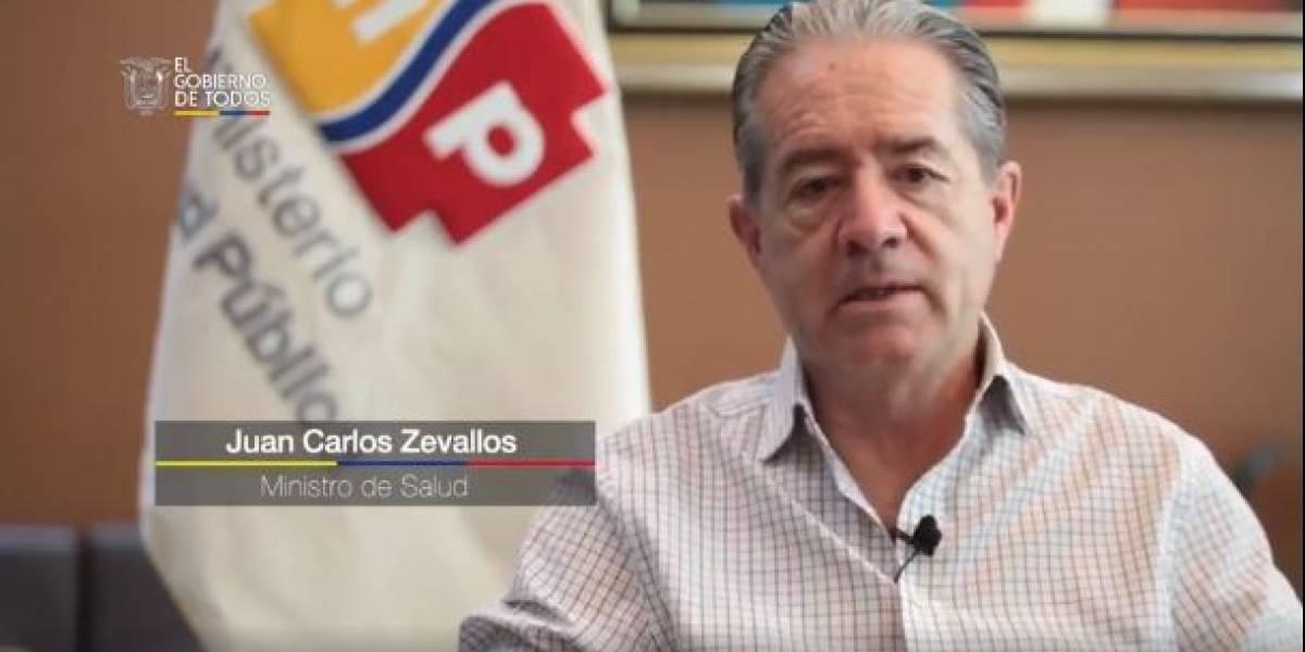 """Ministro de Salud: """"El 89.7% de contagiados con Covid-19 ha superado la enfermedad"""""""