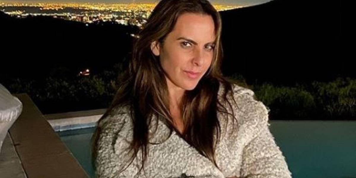 (VIDEO) Kate del Castillo enseña cómo ser una estrella de acción de televisión desde casa