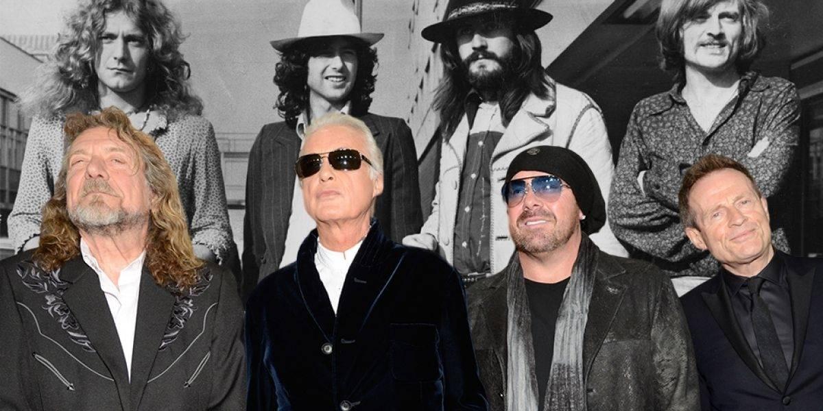 Led Zeppelin transmitirá de forma gratuita su concierto 'Celebration Day'