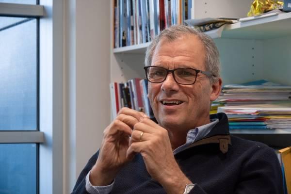 Rob Moodie, profesor de salud pública en la Universidad de Melbourne, Australia.