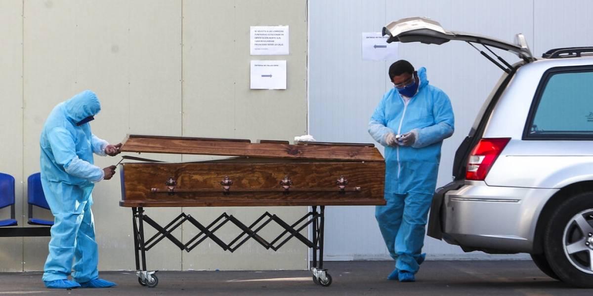Nuevo récord de muertes de COVID-19 en Florida