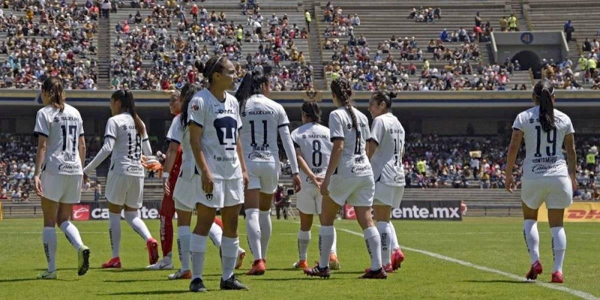 Pumas revela caso positivo por coronavirus en equipo femenil