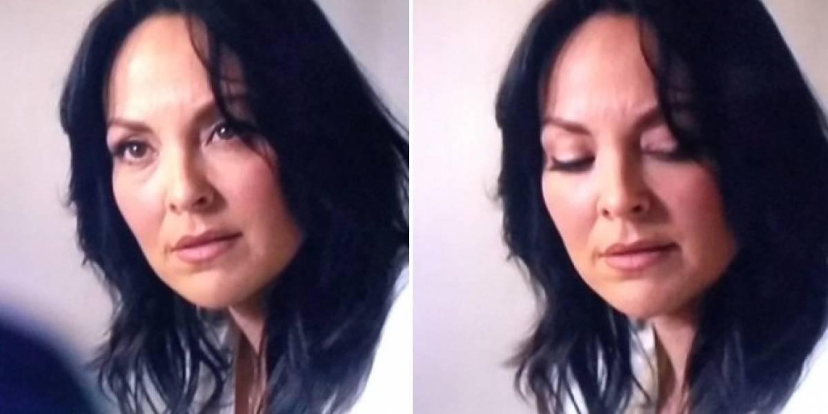 """La """"queja"""" de algunos televidentes con Carolina Gómez en su papel de Analía, ¿problema técnico?"""