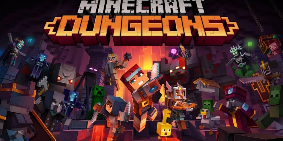 Minecraft Dungeons review: los cubitos como nunca los habías visto [FW Labs]