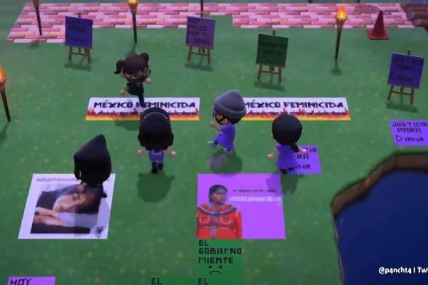 Realizan protesta digital por el feminicidio de Diana Raygoza