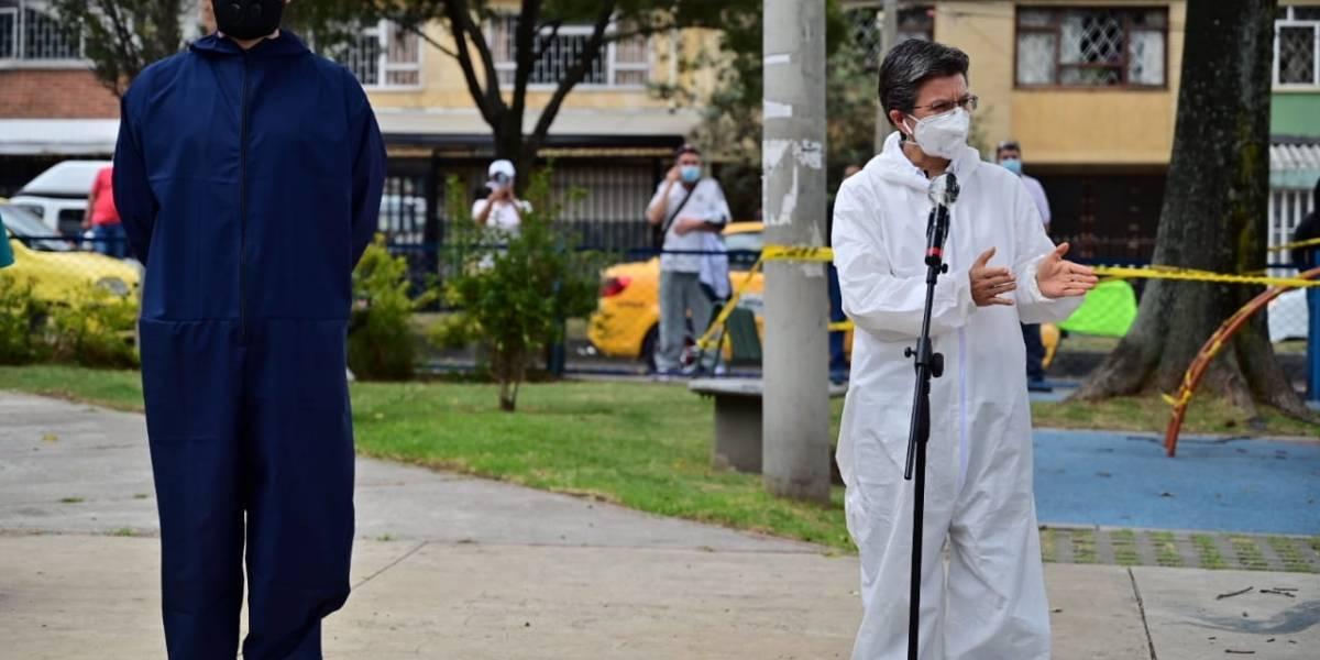Confirmado: habrá 15 días adicionales de cuarentena en Bogotá
