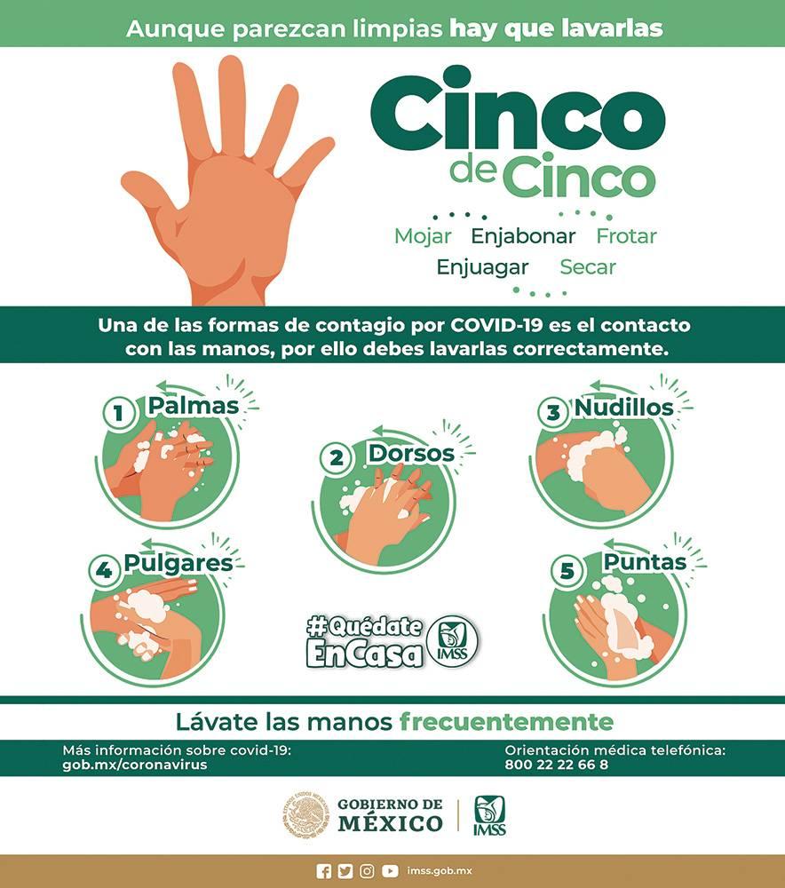Anuncio Gobierno de México edición CDMX del 29 de mayo del 2020, Página 05