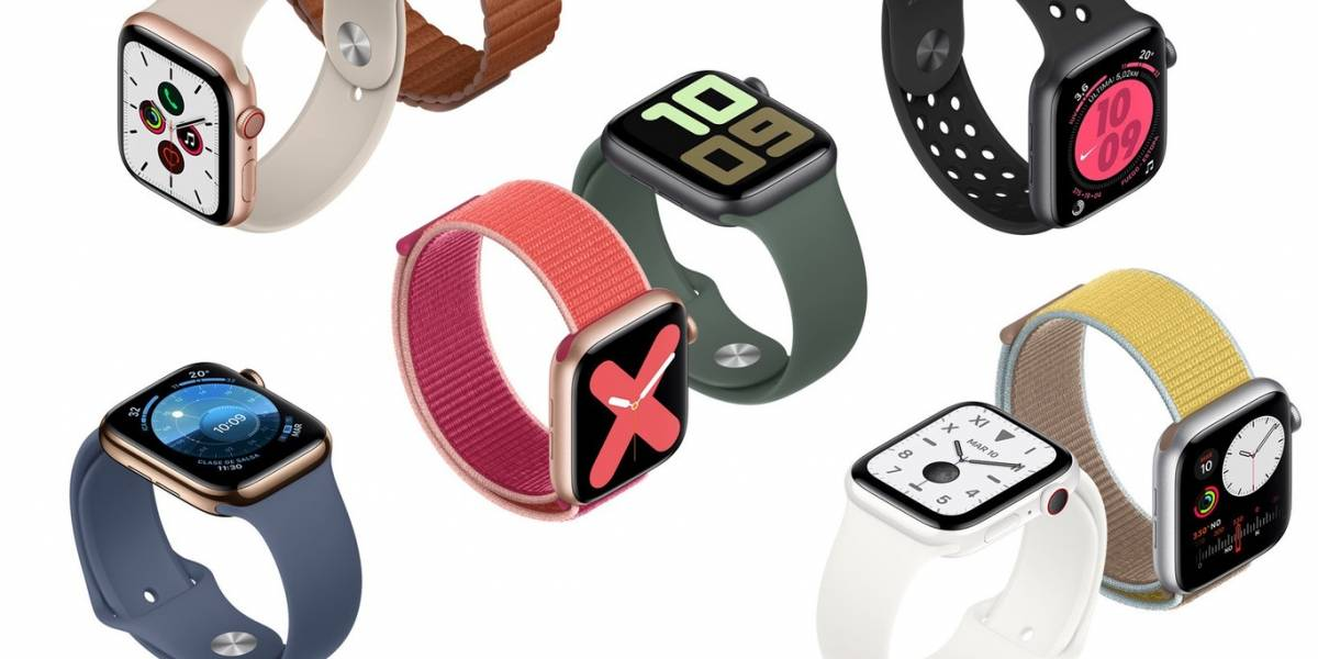 Pronto empieza la preventa del Apple Watch con conexión 4G en Chile