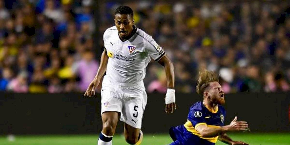 Antonio Valencia fue ofrecido a Boca Juniors