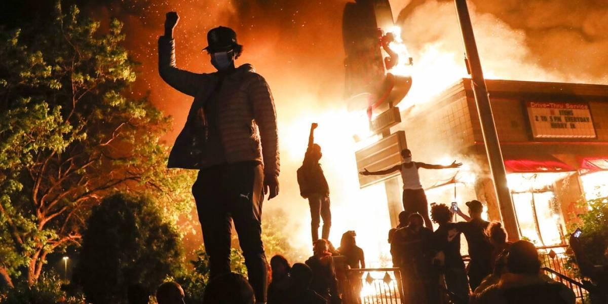 De Estados Unidos a Francia: se extienden manifestaciones contra brutalidad y racismo policial a Europa