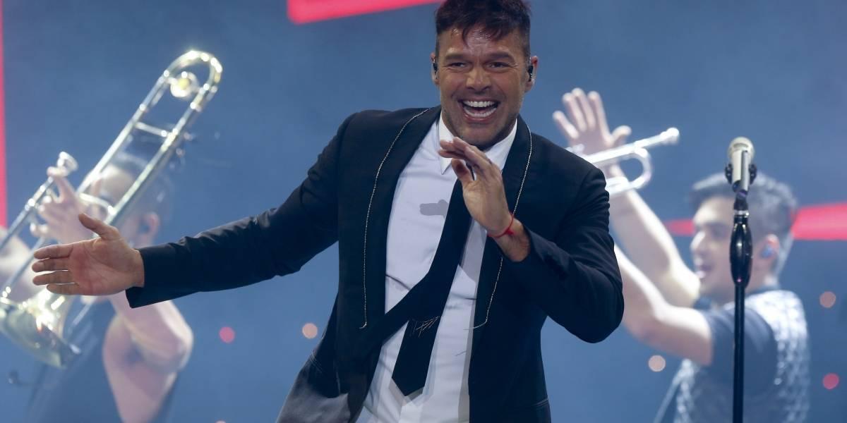 """Ricky Martin lanza sorpresivamente su nuevo disco, """"Pausa"""""""