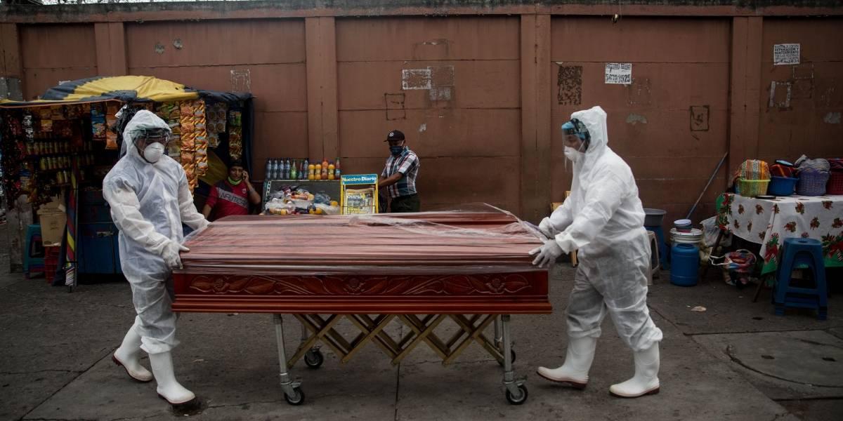 El drama de una mujer que perdió a toda su familia por coronavirus