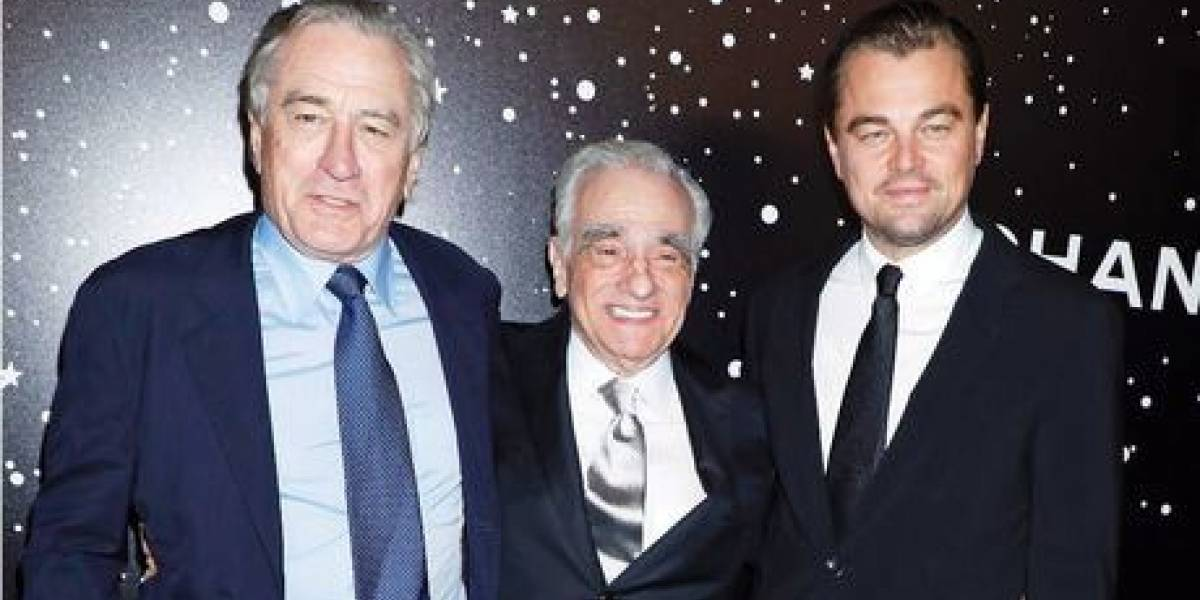 Apple TV se queda con los derechos de la nueva película de Scorsese, DiCaprio y De Niro