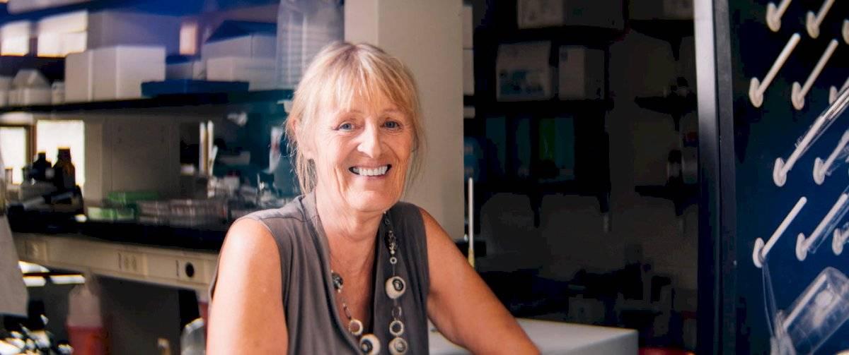 Hildegund Ertl, profesora del Centro de Vacunación e Inmunoterapia de Wistar, EE.UU.