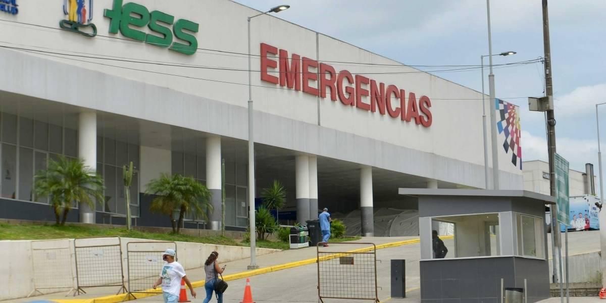 Analizan privatizar la administración de los hospitales del IESS