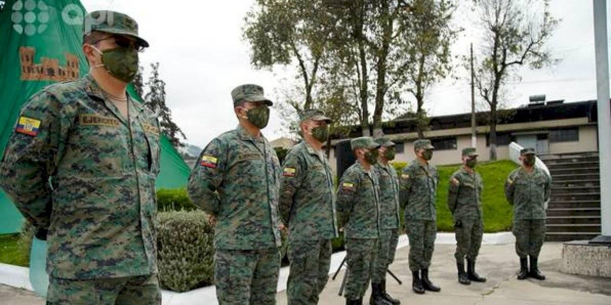 Militares podrán usar armas de fuego durante el estado de excepción