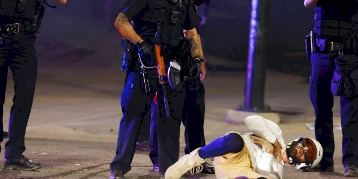 Arrestan policía que provocó muerte de afroamericano en Minneapolis