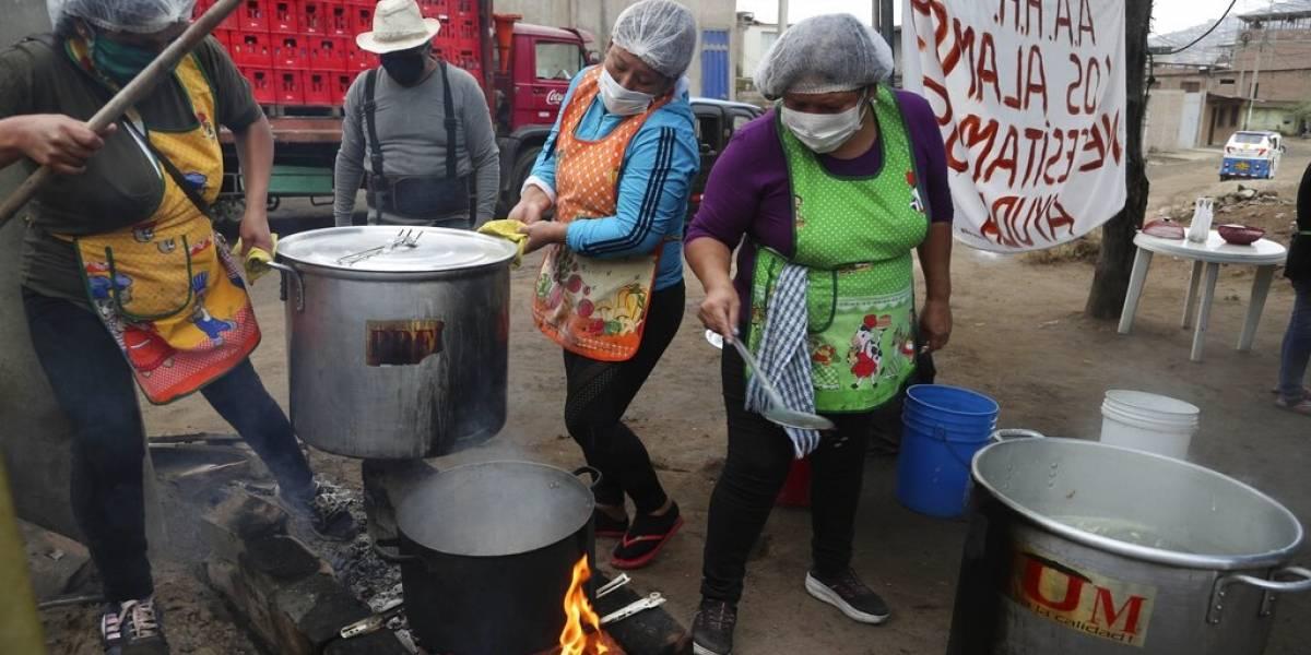 """Hambre en Latinoamérica: 14 millones de personas ya están con """"inseguridad alimentaria severa"""""""