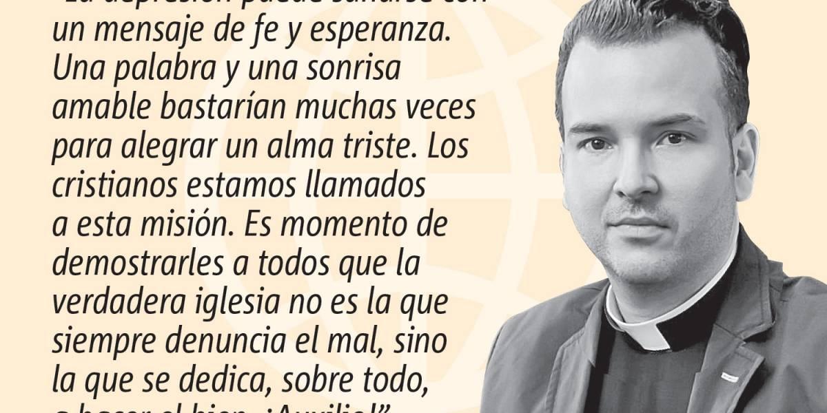 Opinión del Padre Orlando Lugo: ¡Auxilio!