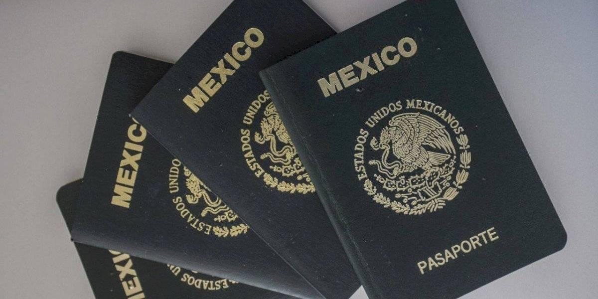Extienden suspensión temporal de emisión de pasaportes hasta nuevo aviso