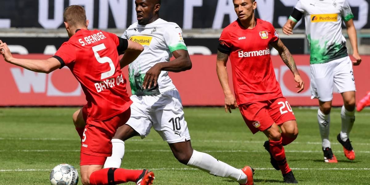 Aránguiz fue figura: Leverkusen gana y vuelve a soñar con la Champions