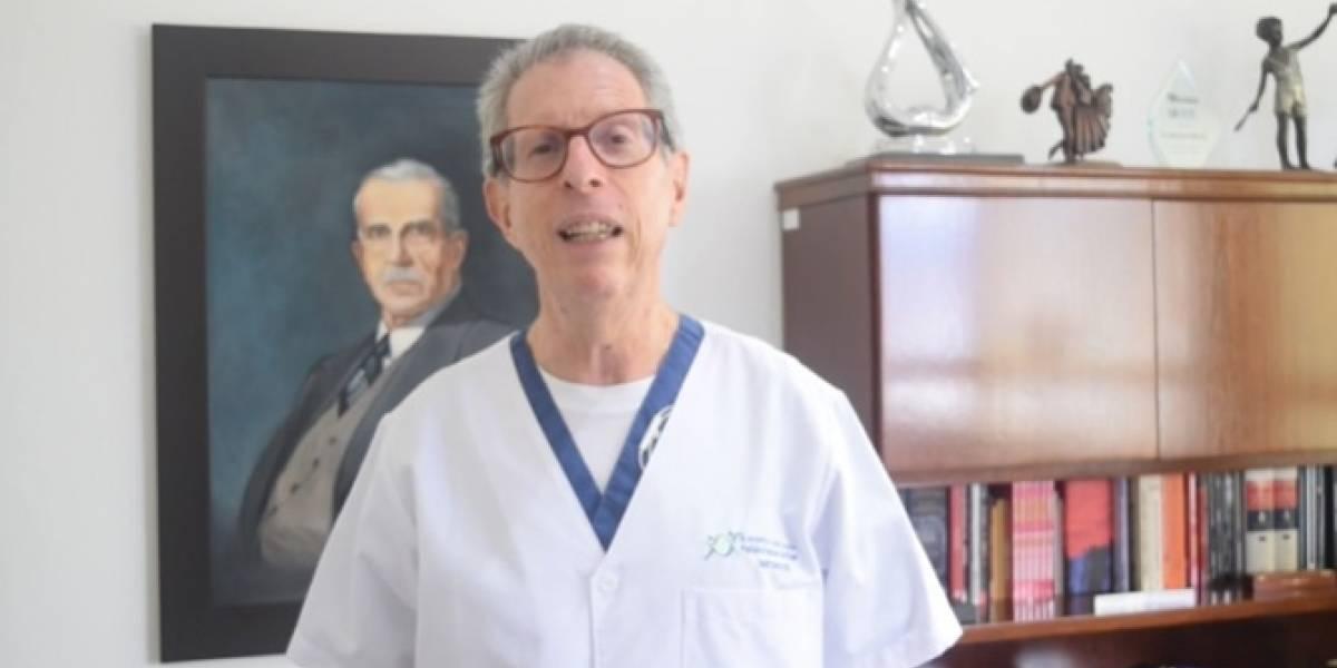 Se conoció que la bebé del alcalde de Medellín responde muy bien después del trasplante de hígado