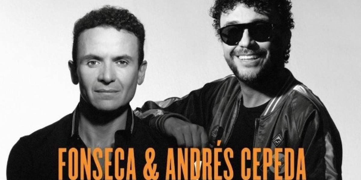 Fonseca y Cepeda publican su disco colaborativo 'Compadres'