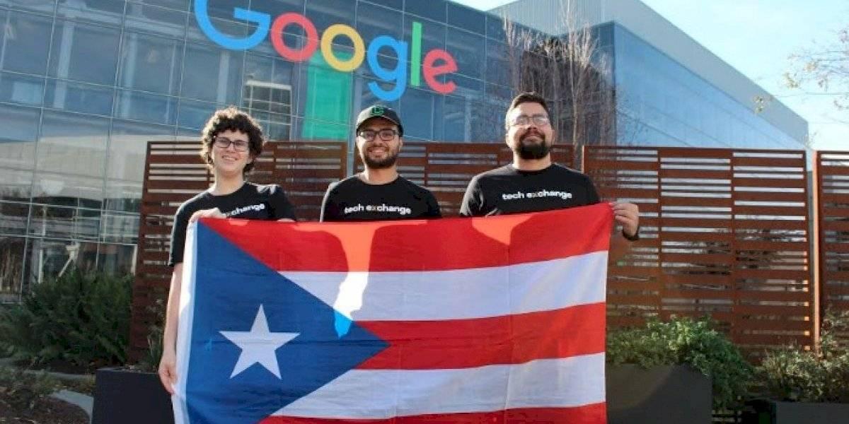 Estudiantes del RUM completan intercambio en Google
