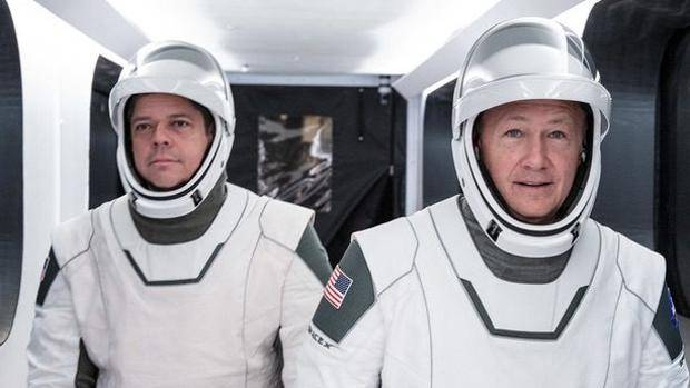 Trajes SpaceX
