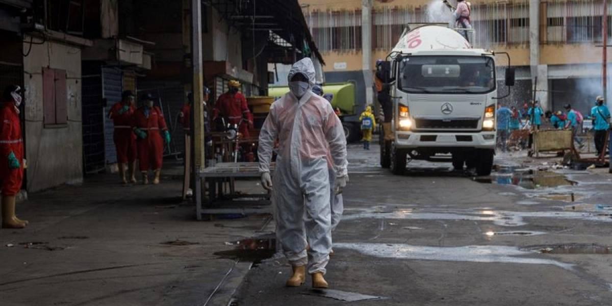 Muere por coronavirus una mujer tras dar negativo en el test rápido en Venezuela