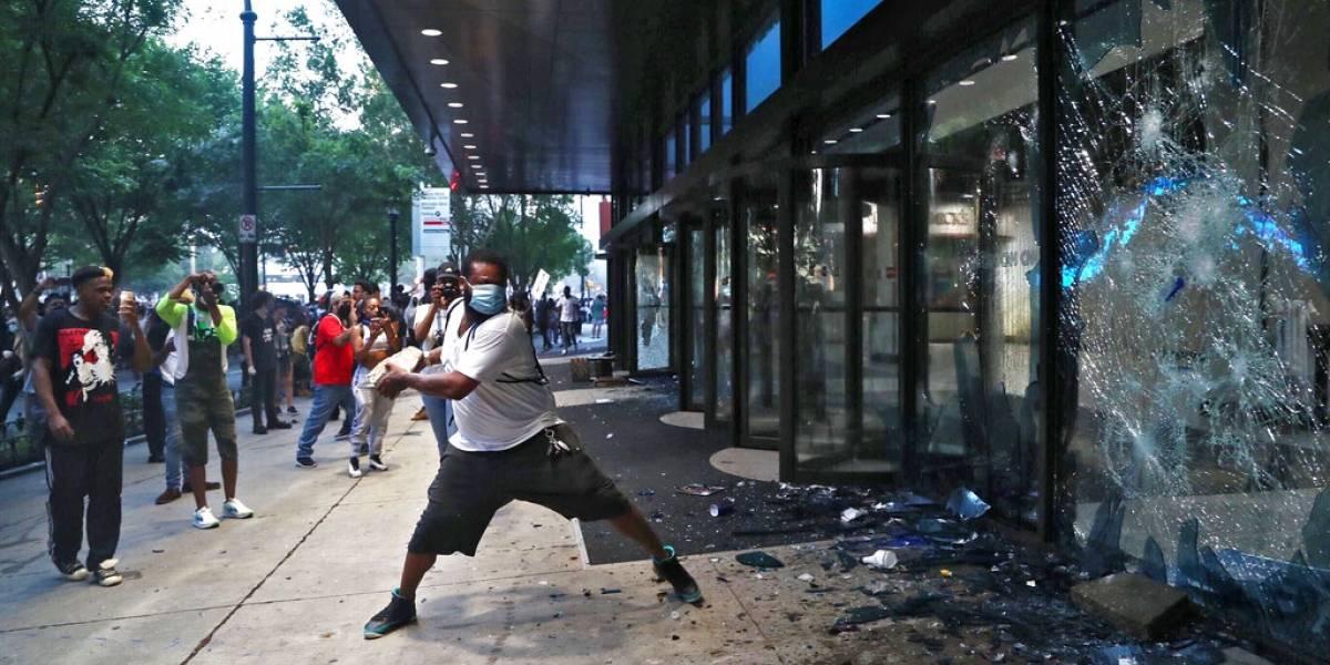 Estallido social en Estados Unidos: más estados llaman a la Guardia Nacional ante disturbios