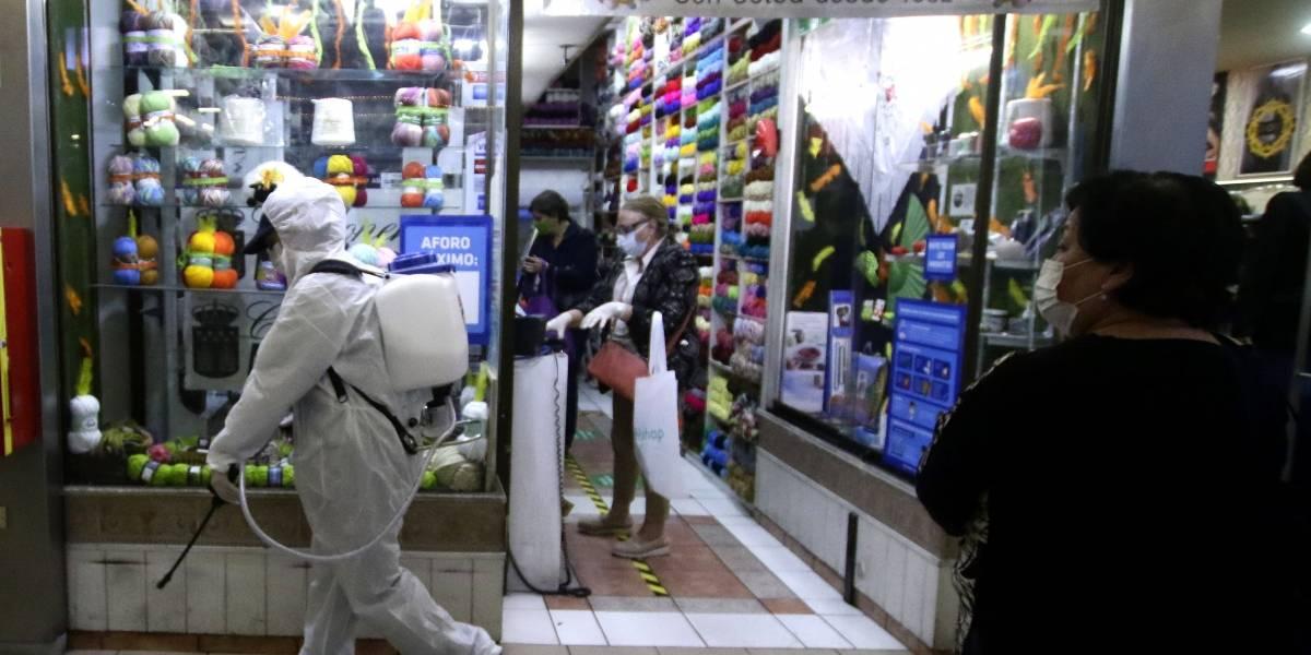 A lo Apumanque: prohibieron funcionamiento del Mall Vivo Coquimbo tras breve marcha blanca