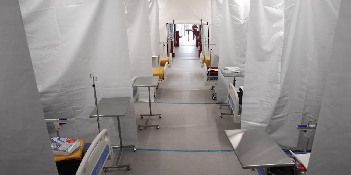 Ex Posta Central se convierte en el recinto con mayor número de camas críticas para coronavirus
