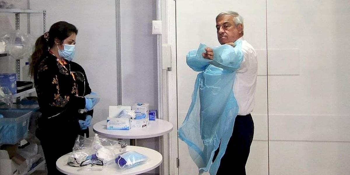 """Alberto Plaza: """"El ministro Mañalich es la prueba de que la honestidad en política juega en contra"""""""